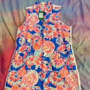 XL Lilly Pulitzer Skipper Popover Dress